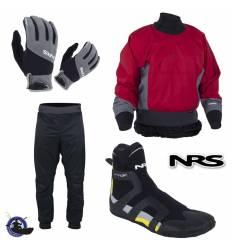 Pack vêtements Kayak NRS complet