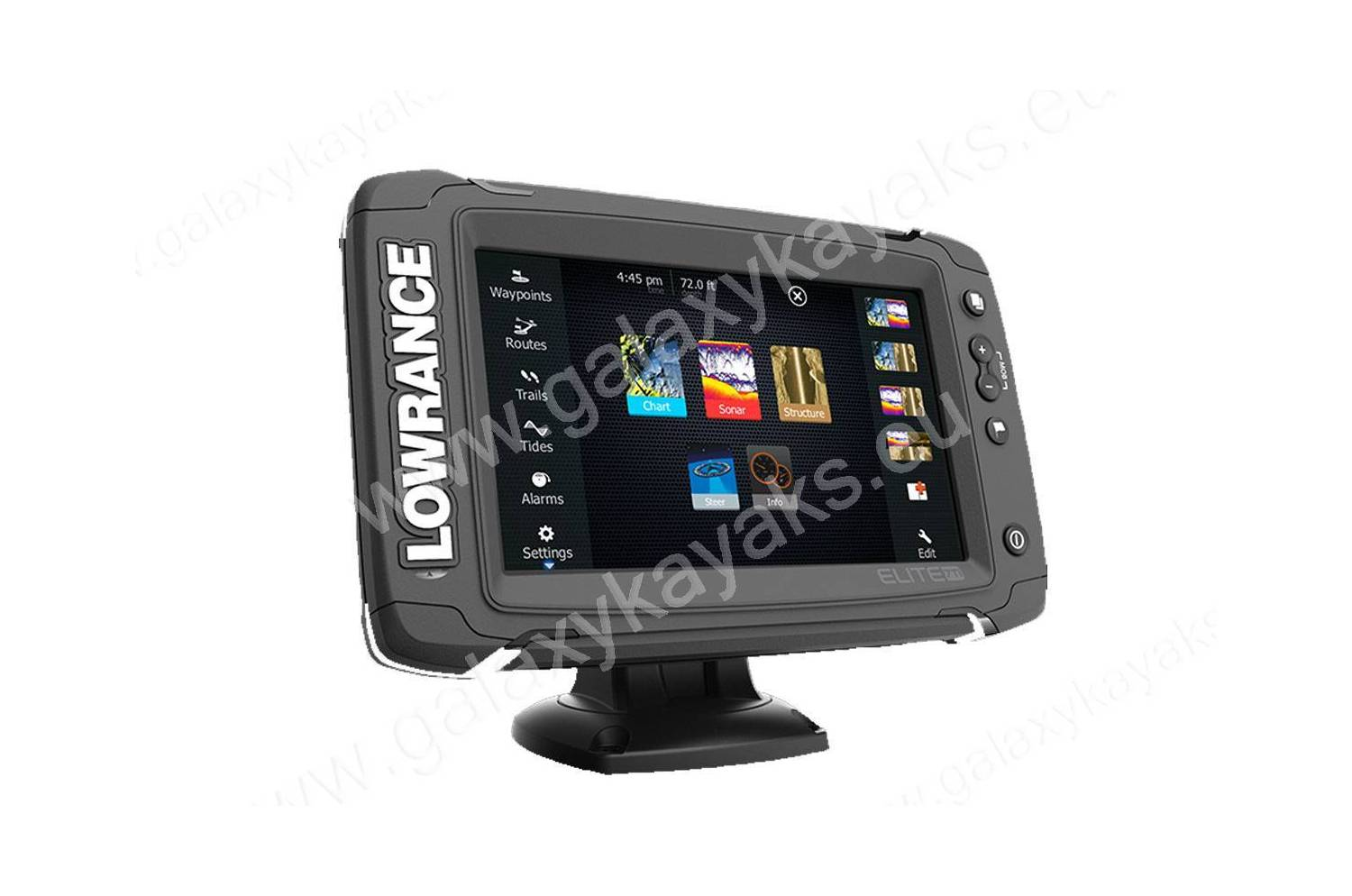 lowrance elite 7 ti galaxy kayaks. Black Bedroom Furniture Sets. Home Design Ideas