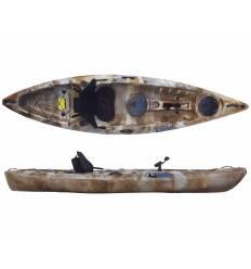 Blaze S individuel équipé pour la pêche