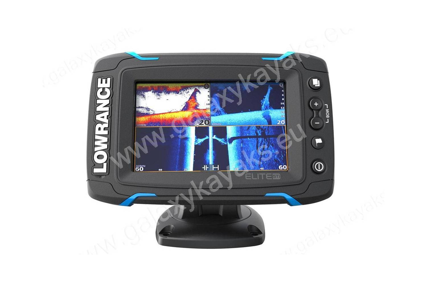 lowrance elite 5 ti galaxy kayaks. Black Bedroom Furniture Sets. Home Design Ideas