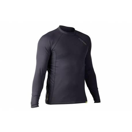 T- Shirt nautique NRS H2Core Rashguard pour homme, manches longues