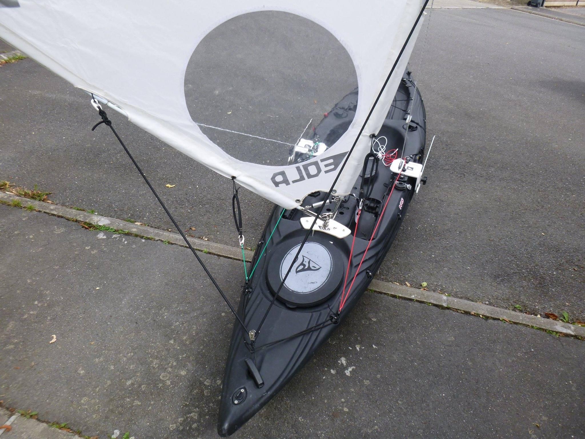 Kit PRO Grande Voile Kayak eola