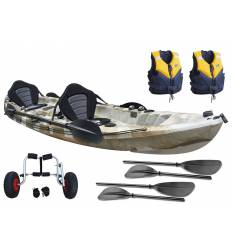 CRUZ TANDEM LEISURE START PACK