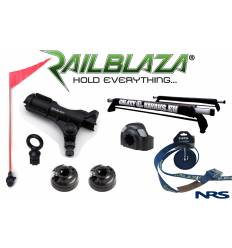 Railblaza OEM Pack 3 rouge