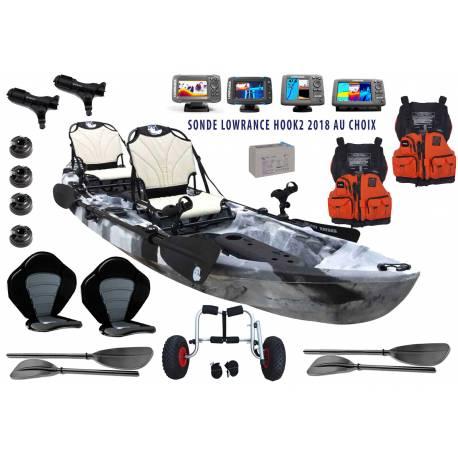 VISTA Pack pêche PRO