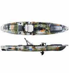 GALAXY KAYAK SUPER NOVA
