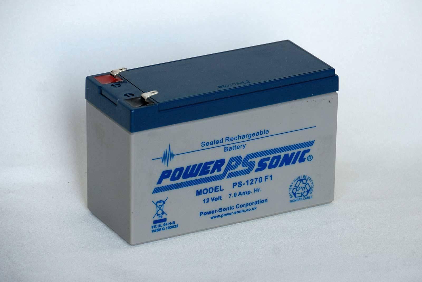 Battery 8Ah - 12V AGM Victron Energy