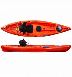 Galaxy Kayaks Blaze kayak for leisure