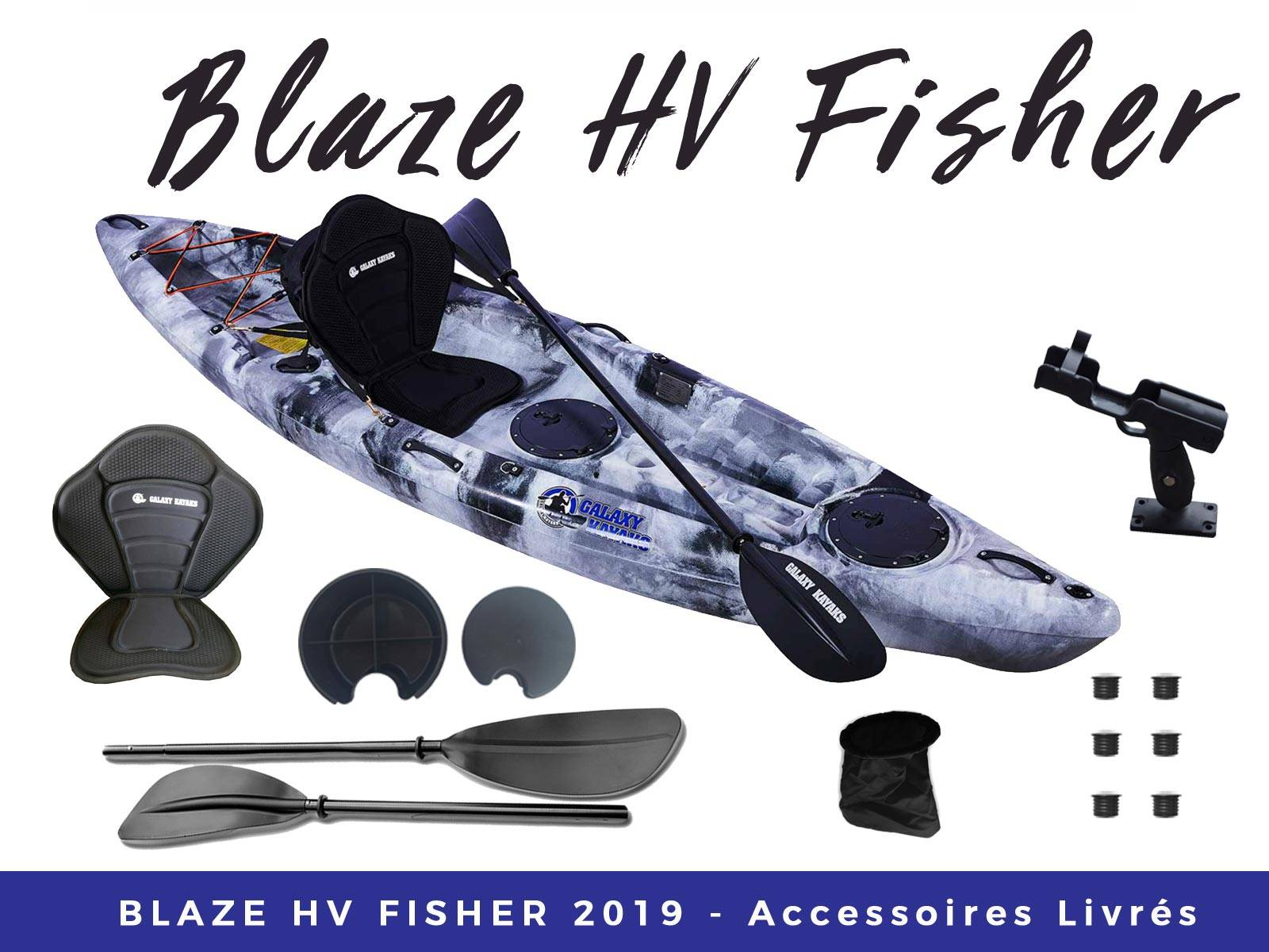 Blaze HV Fisher