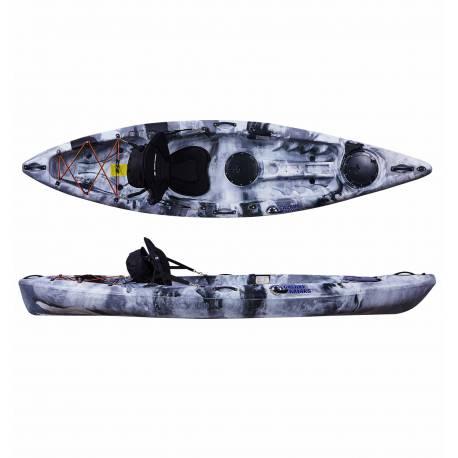 Galaxy Kayaks Blaze Fisher kayak for fishing