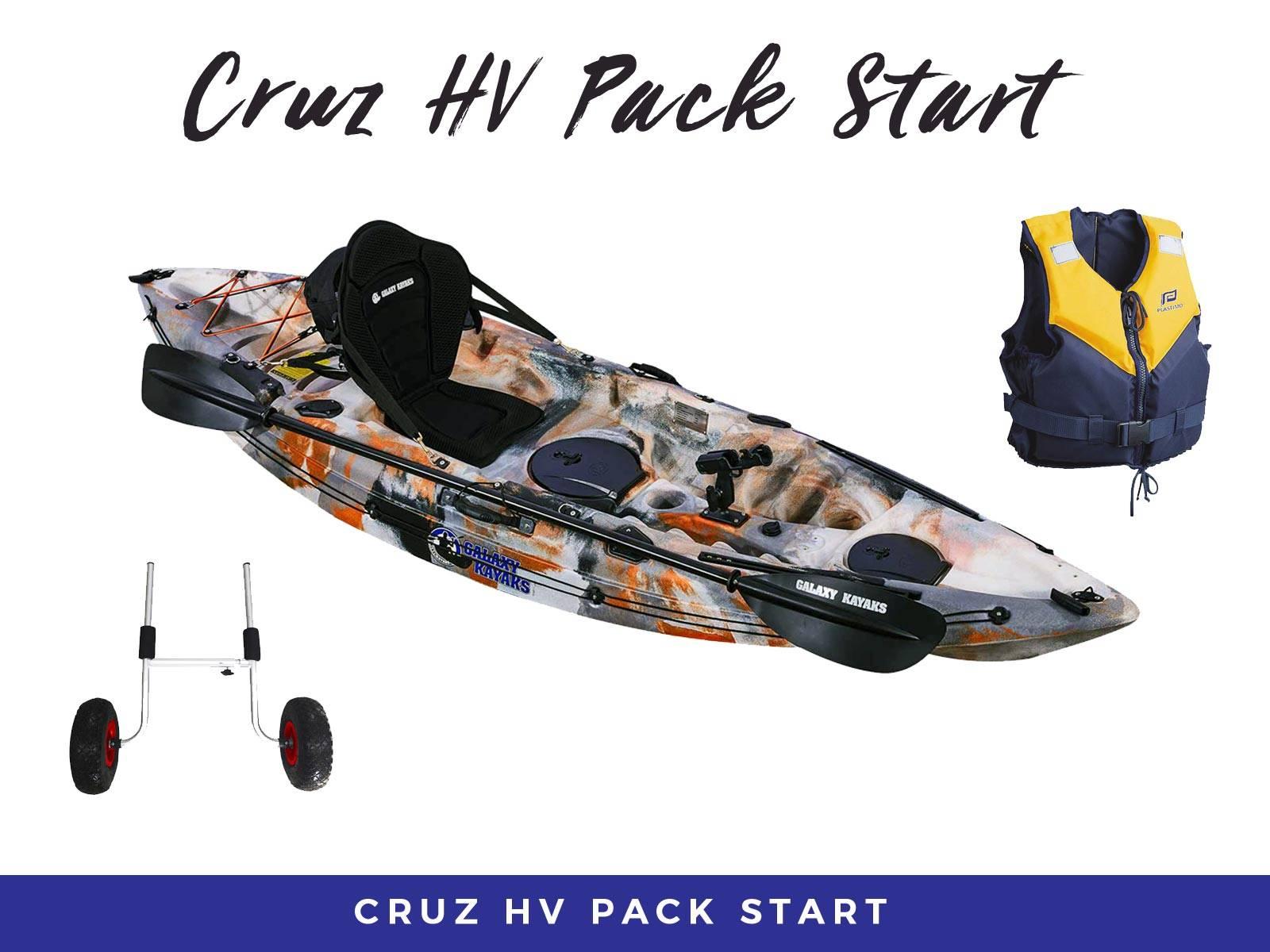 Pack Cruz HV start