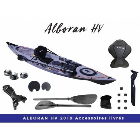 Galaxy Kayaks Alboran HV 2019 div245