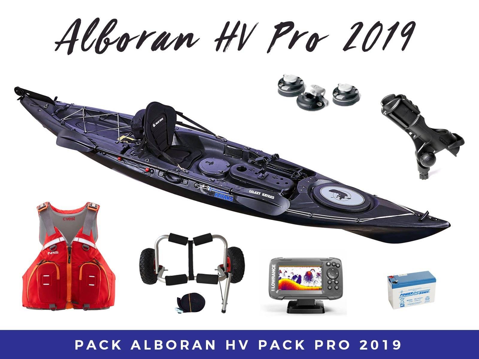 PACK ALBORAN PRO +