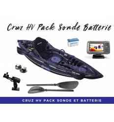Pack Cruz Sonde Batterie