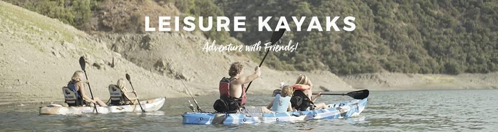 Leisure Kayaks
