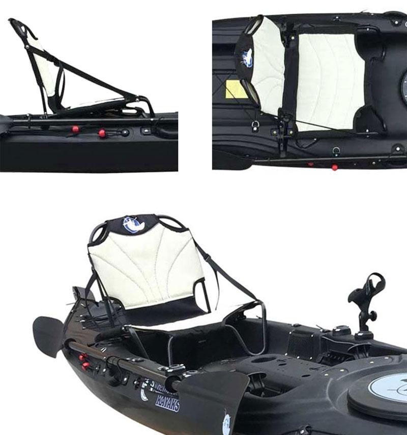 siege haut voyager pour kayak